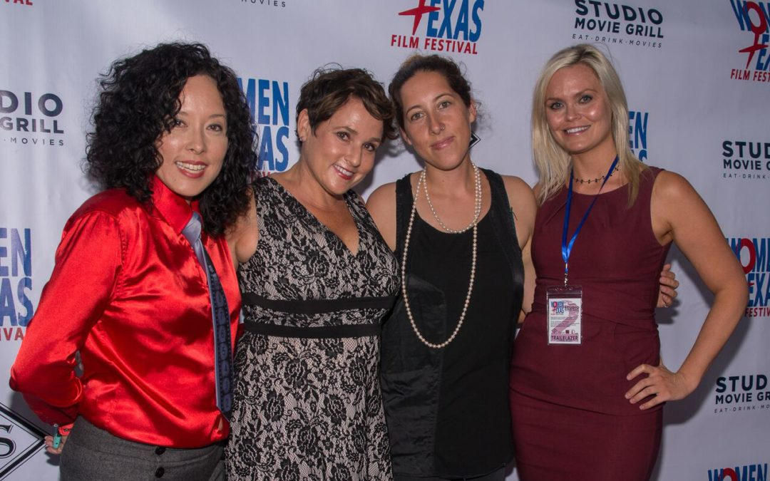 FILM FESTIVAL NEWS: The Women Texas Film Festival's Opening Night Red Carpet at Studio Movie Grill had filmmakers, a City Councilman, and the first Trans mayor – all there to celebrate the 2nd year of WTxFF