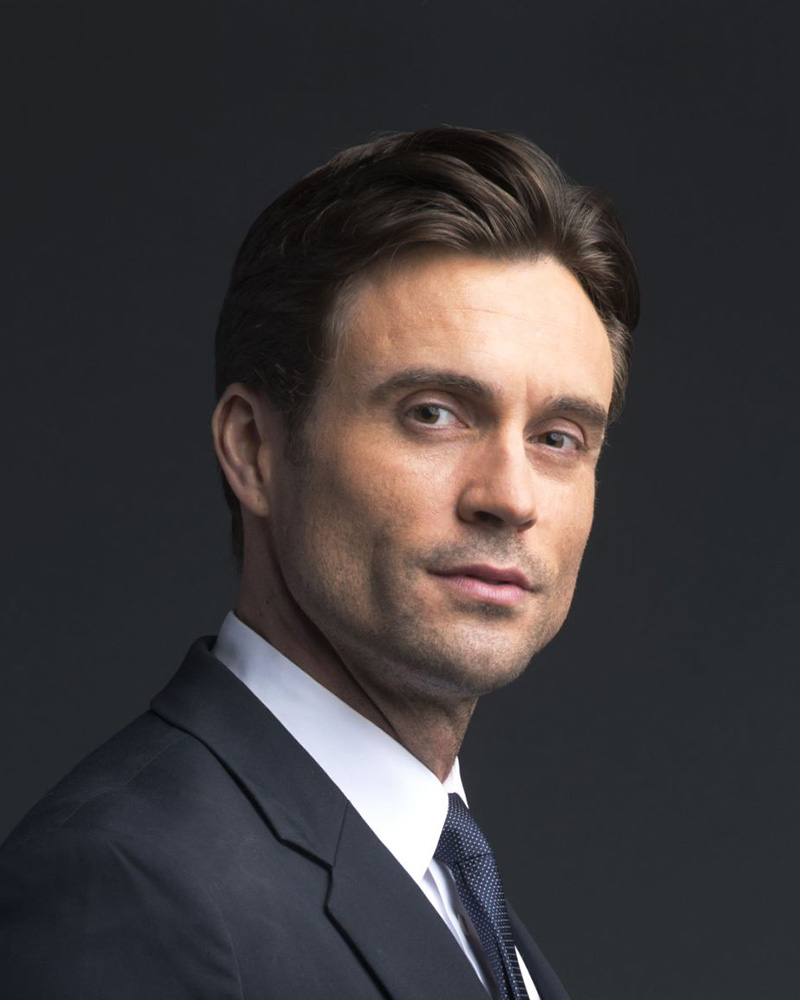 """The Young and the Restless"" star, Daniel Goddard"