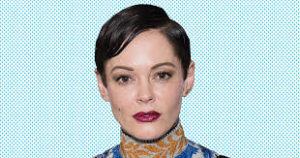 Ad Astra Honoree, Rose McGowan