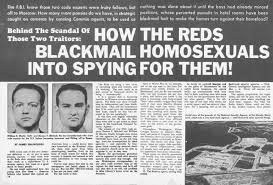 """""""Gay spies, Oh my!"""""""