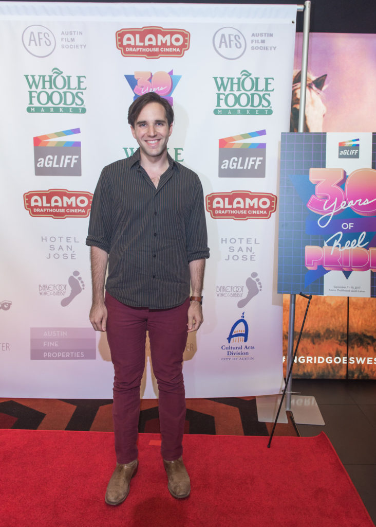 SUNSET Co-Director and Screenwriter, Gary Jaffe (Photo by Erika Rich)