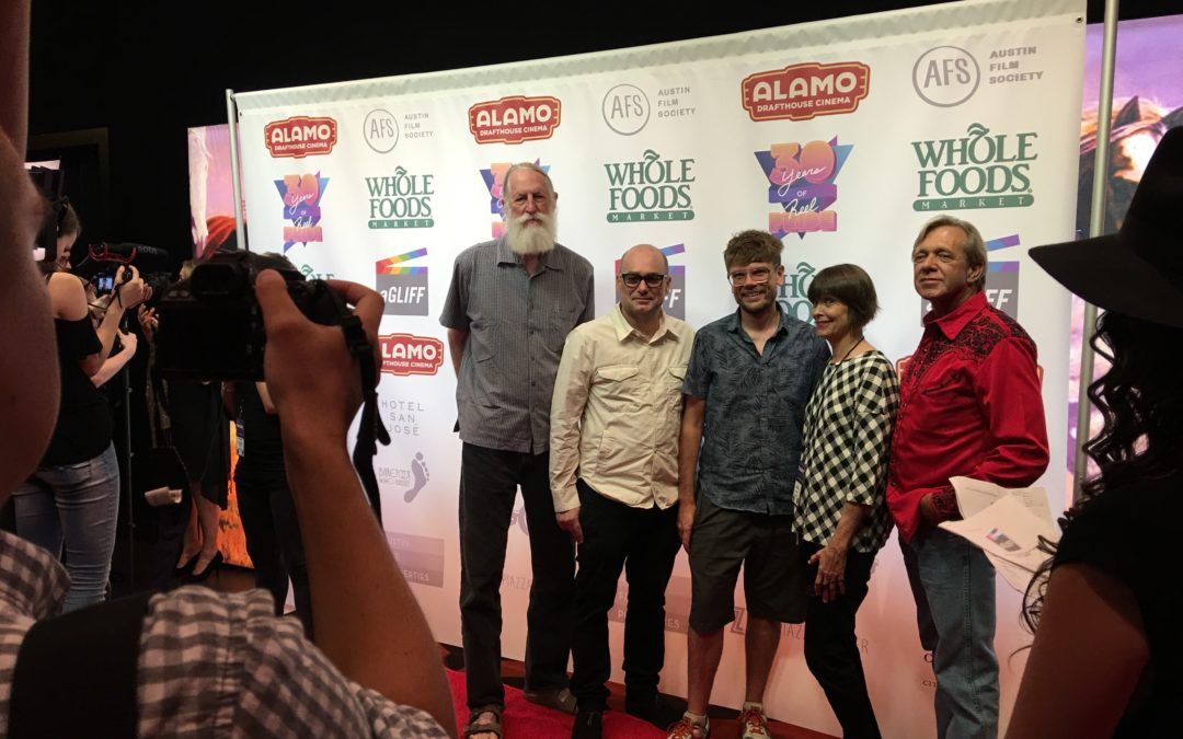 FILM FESTIVAL NEWS: The Austin Gay & Lesbian Film Festival rolled out the red carpet and a lot of fun for their secret screening last Friday