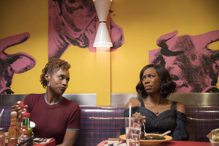 Issa and Molly, Insecure, Photo: HBO