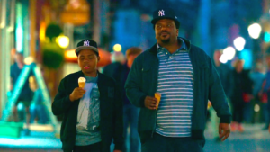 Marks Christmas and Craig Robinson in MORRIS FROM AMERICA