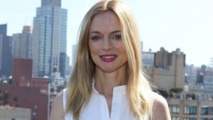 Heather Graham could've had any role she wanted...