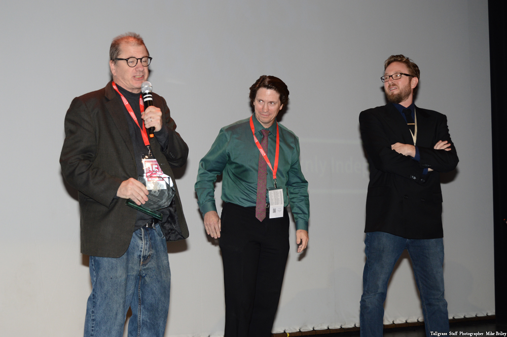 FILM FESTIVAL NEWS: Justin Chon's GOOK, and Jeremy S. Levine and Landon Van Soest's FOR AHKEEM lead the way as the 2017 Tallgrass Film Festival Announces their Filmmaker Awards