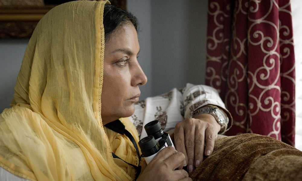 Shabana Azmi in SIGNATURE MOVE