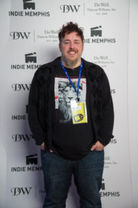 Chase Gustafson, director and producer of FINDING TOBEY (Photo by Stephen Hildreth)