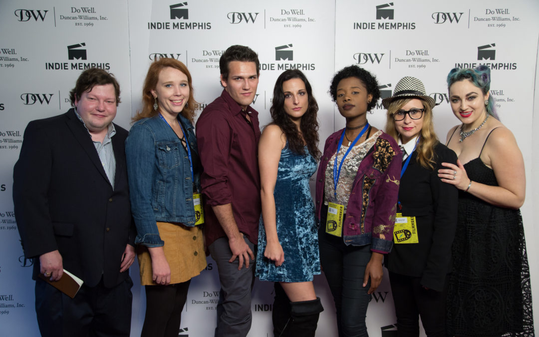 FILM FESTIVAL NEWS: The 2017 Indie Memphis Red Carpet shots – Rainn Wilson, Mark Webber, and many more indie and local filmmakers hit the carpet in Bluff City