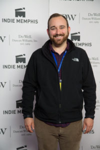 Director, Screenwriter, and Producer, Kyle Taubken of THE BUTCHER (Photo by Stephen Hildreth)