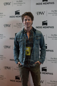 Nathan Ross Murphy, director, producer, and star of MUDDY WATER (Photo by Stephen Hildreth)
