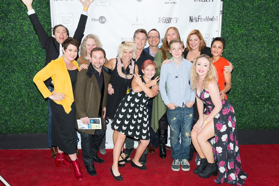 FILM FESTIVAL NEWS: QUALITY PROBLEMS delights and touches hearts during Los Angeles premiere at NewFilmmakers L.A. on December 16