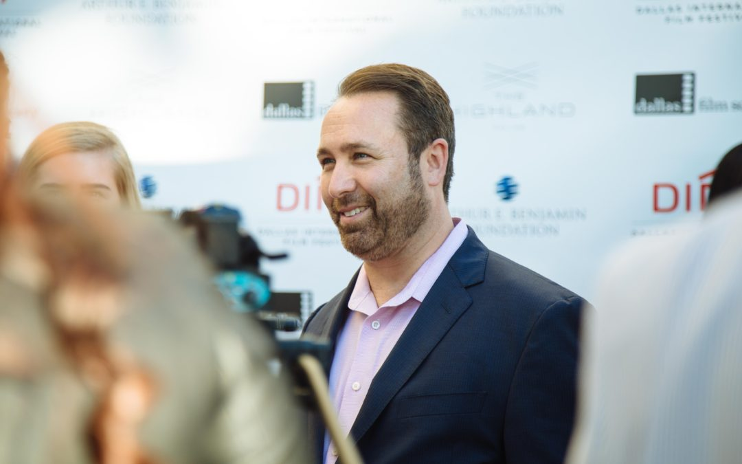 FILM NEWS: Studio Movie Grill's CEO/Founder Brian Shultz to be honored with The Stodghill Award at first DFS Spotlight Luncheon