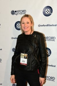 BLOOD WOLF director Diana Cignoni (Photo by Joey Brent)