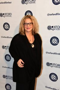 Director Jill Salvino of BETWEEN THE SHADES (Photo by Joey Brent)