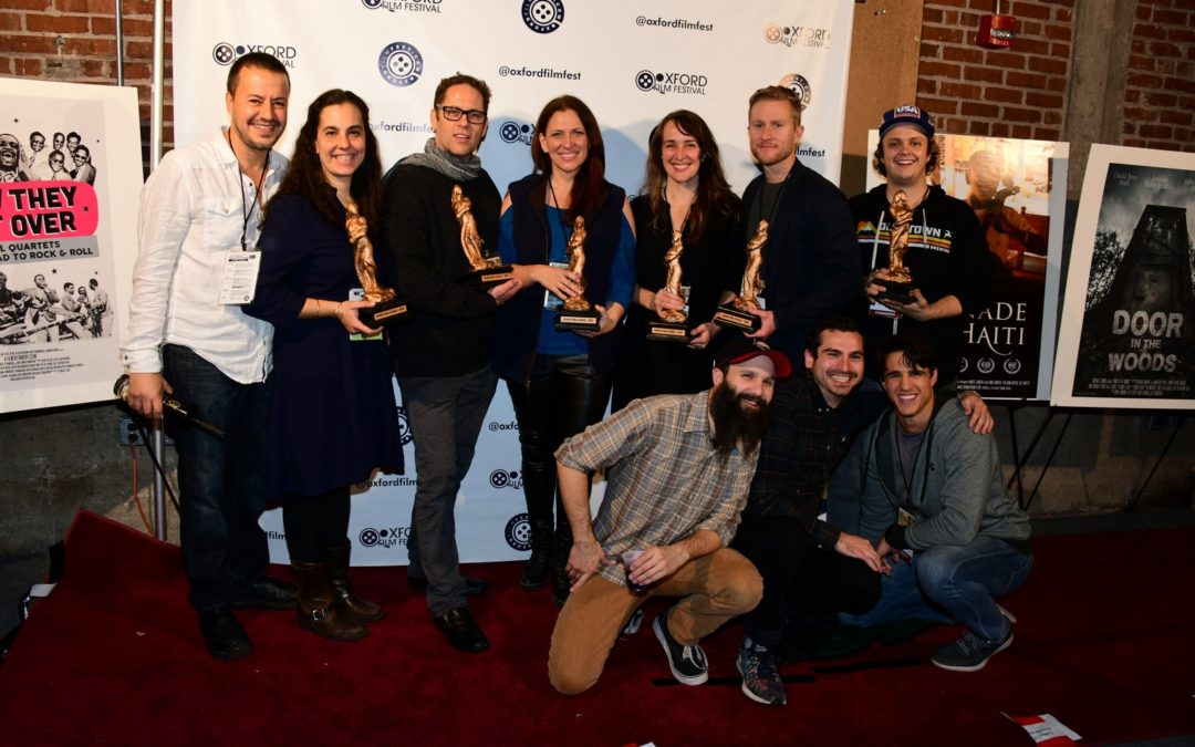 FILM FESTIVAL NEWS: The 2018 Oxford Film Festival announces award-winners for 15th Anniversary edition of fest
